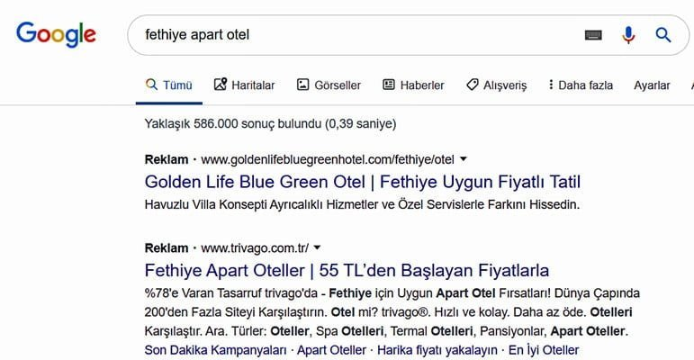 Google Ads Reklam Ajansı